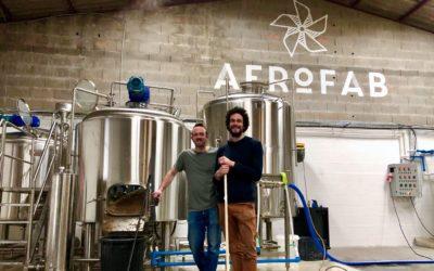 AERoFAB : un nouveau vent souffle sur la bière artisanale nantaise