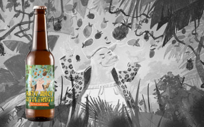 Hazy Juicy Tutti Frutti – The Piggy Brewing Company
