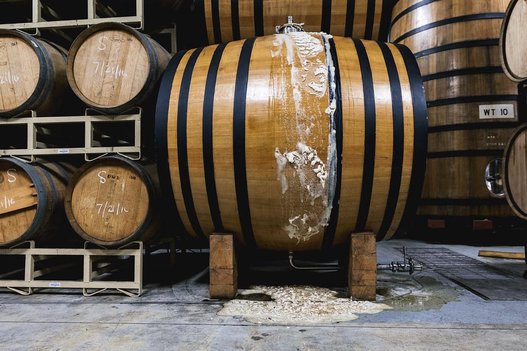 lambic fermentation spontanee