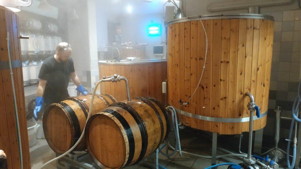 fermentation mixte la goutte d'or
