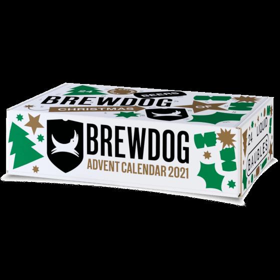 calendrier de l'avent bière Brewdog
