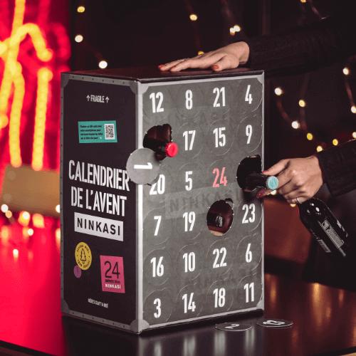 calendrier de l'avent bière ninkasi