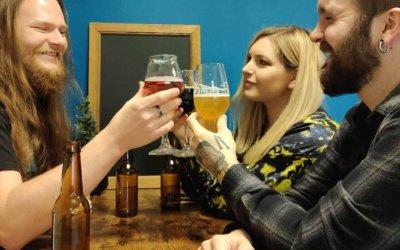 Ice Breaker Brewery : les rois des brassins éphémères
