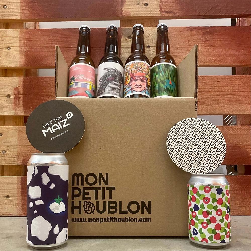 Box bière Mon Petit Houblon